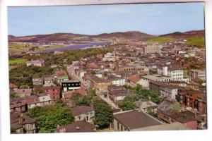 Overhead Cityview, St John's Newfoundland, Tooton's Ltd