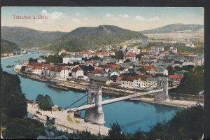Czech Republic Postcard - Tetschen a.Elbe  RS2353