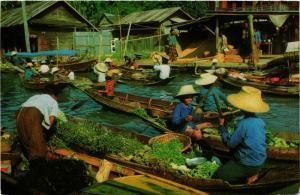 CPM THAILAND Wad Sai Floating Market, Dhonburi. Thailand (346101)