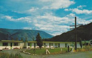Oasis Motel , KEREMEOS , B.C.  , Canada , 50-60s