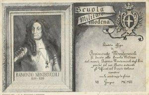 Military ; Italy , 1900-10s : Scuola Militare Modena
