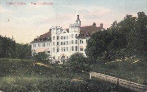 SWEDEN, PU-1911; Saltsjobaden, Varmbadhuset
