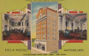 NATCHEZ , Mississippi , 30-40s ; Eola Hotel