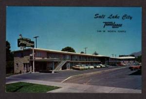 UT Salt Lake City Utah TRAVELODGE Travel Lodge MOTEL