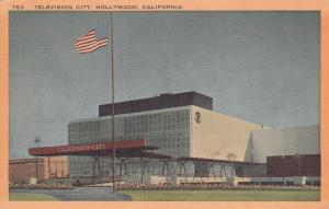 HOLLYWOOD , California, 30-40s ; Television City