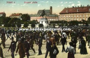 austria, VIENNA VÍDEŇ, Střídání Stráže, Changing of the Guard (1910s)