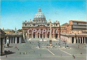 Postcard Modern S Stone Vatican Basilica Cite