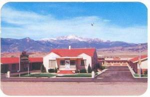Panorama Lodge, Nevada, Colorado Springs, Colorado, PU-1955
