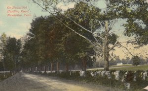NASHVILLE , Tennessee, 1910 ; Harding Road