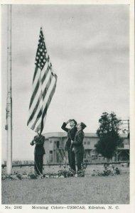 EDENTON , North Carolina, 1930s ; Morning Colors USMCAS
