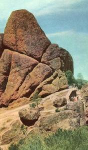 CA - Pinnacles National Monument, Union Oil Co Series