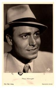 15056  Gremany  Paul Klinger  Actor
