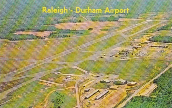 North Carolina Raleigh - Durham Airport