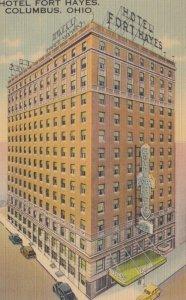 COLUMBUS, Ohio, 1930-40s; Hotel Fort Hayes