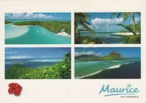 Mauritius Postcard - Maurice - Ile Paradis RR8907