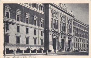 ROMA, Lazio, Italy; Ministero della Marina, 10-20s
