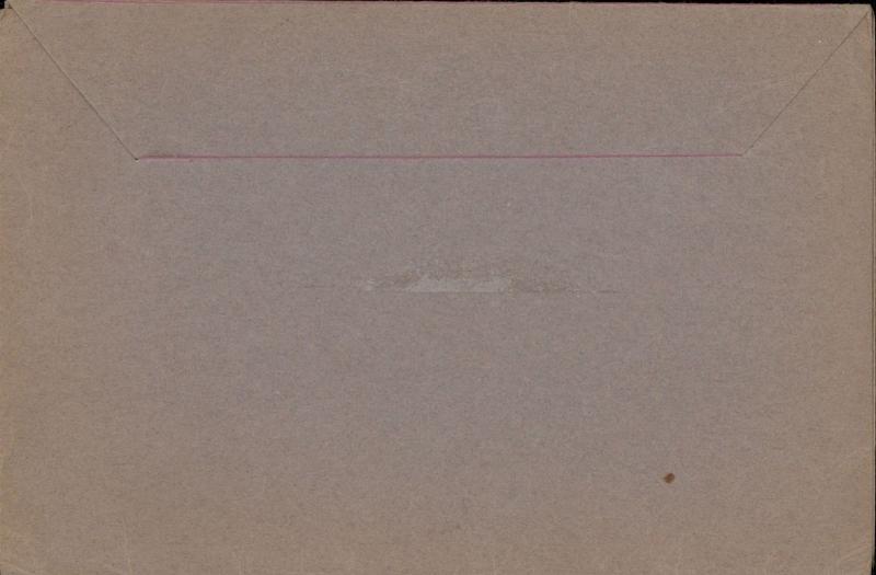 Sepia gravure lettercard Cliftonville UK