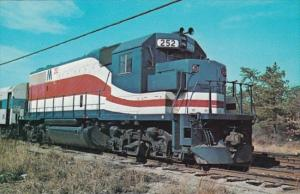 Long Island Railroad GP 38-2 Locomotive Long Island 252
