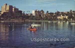 Los Angeles, CA Postcard       ;       Los Angeles, California Post Card