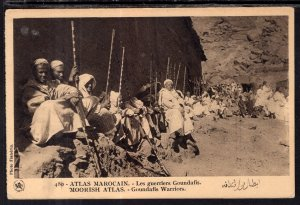 Moorish Atlas Warriors,Algeria