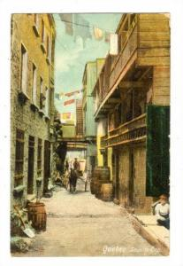 Quebec - Sous le Cap, Canada , PU-1914