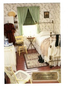 Green Gables, Anne's Room, Prince Edward Island, Large 5 X 7 Postcard
