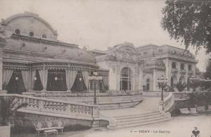 Gerardmer Casino France Antique French Postcard