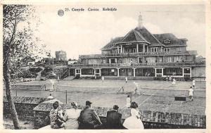 Belgium Coxyde Casino Koksijde Tennis