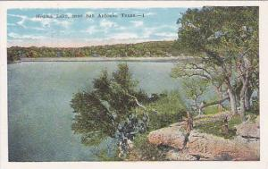 Medina Lake, near San Antonio, Texas, 00-10s