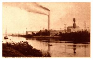 Quebec  Three Rivers , Wayagamac Paper Coy's Plant