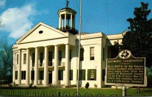 Mississippi Raymond The Raymond Court House