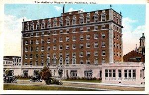 Ohio Hamilton The Anthony Wayne Hotel