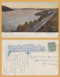 Cape Breton, Nova Scotia - Bras D'Or Lakes -
