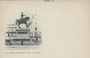 ORLEANS, Loiret, France, 00-10s : La Statue de Jeanne d'Arc a Orleans