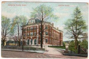 Jamaica Plain, Mass, Curtis Hall