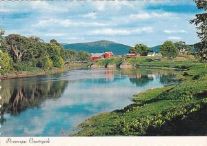 Canada Picturesque Countryside Greetings From Fredericton New Brunswick