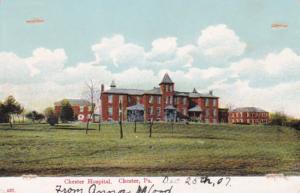 Pennsylvania Chester Chester Hospital