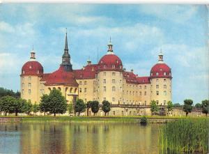 GG14251 Barockmuseum Schloss Moritzburg bei Dresden Castle Chateau