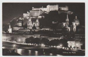 Austria Salzburg 1953 Postcard