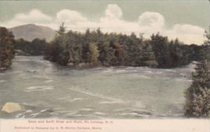 New Hampshire White Mountains Saco and Swift River and Moat Mount Conway