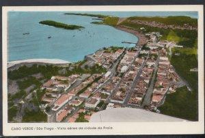 Cape Verde Postcard - Cabo Verde / Sao Tiago - Vista Aerea Da Cidade Da Praia...