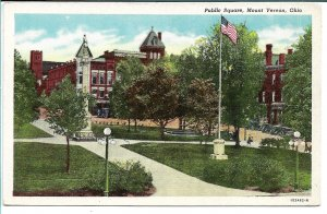 Mount Vernon, OH - Public Square