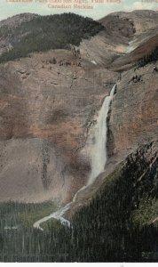 YOHO VALLEY , B.C. , Canada , 1900-10s ; Takakkaw Falls