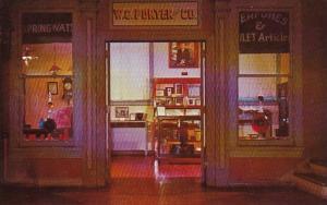North Carolina Greensboro W C Porter Drug Store Greensboro Historical Museum