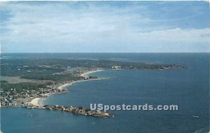 The Three Crescents in Kennebunkport, Maine