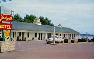 NY - Plattsburg. Jackpot Motel