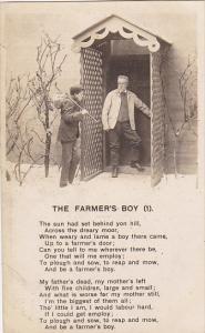 Bamforth The Farmer's Boy No 1