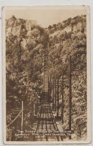 RPPC, Steep Grade of the Incline, Lookout Mt, Chattanooga TN