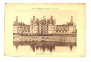 Les Chateaux De France, Chambord (Loir-et-Cher), France, 1900-1910s