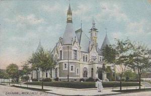 Michigan Saginaw Post Office